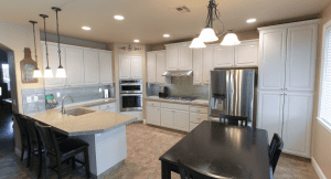 quick kitchen remodeling lakeland
