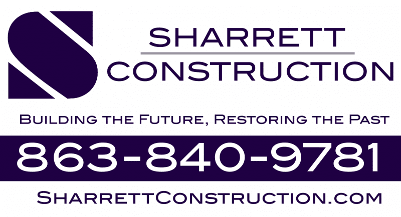 About Sharrett Construction Lakeland Florida General Contractor