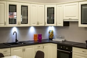 accent lighting in your kitchen