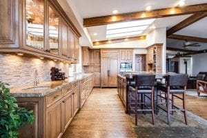 general lighting in your kitchen