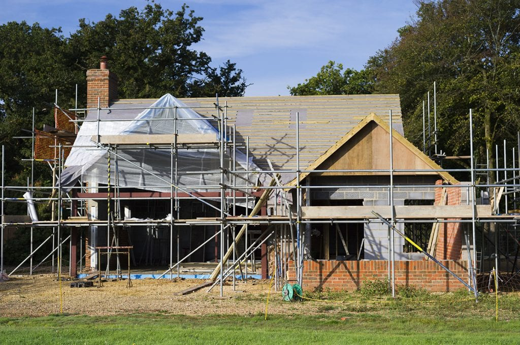 remodel or build a new home - Sharrett Construction