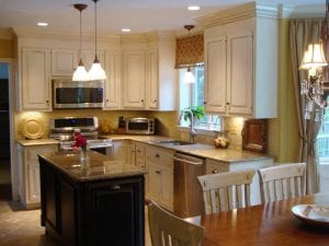 quick kitchen remodeling lakeland sharrett construction